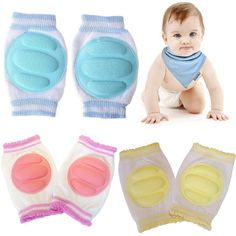 nice Baby Knee Pad Safety Health Protection Soft Breathable Cotton Flexible 3 Pairs   Check more at http://harmonisproduction.com/baby-knee-pad-safety-health-protection-soft-breathable-cotton-flexible-3-pairs/