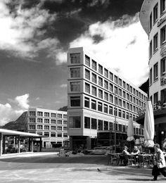 Conradin Clavout - Wohn- und Geschäftsgebäude, Chur  2007