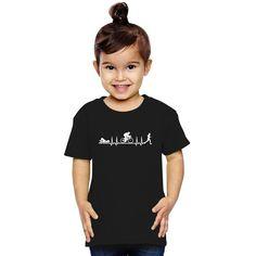 Triathlon Toddler T-shirt