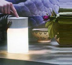 #enceinte #lumineuse #Bluetooth #Kreafunk #blanc #design #intérieur #extérieur #maison. #aGlow #haut-parleur #sansfil #enceincelumineuse #enceinteportable #enceintesansfil #idéecadeau #portablelamp #musiclamp #lighting #luminaire #éclairage #lamp #music #outdoor #indoor