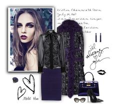 """My new coat...I wish!"" by merlothues ❤ liked on Polyvore featuring Prada, BCBGMAXAZRIA, Dolce&Gabbana, Casadei, Carla Amorim and Oscar de la Renta"