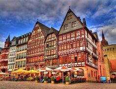 Frankfurt, Germany - 50 Places to Travel in 2014