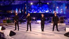 Take That - Rule The World - London Olympic Games Closing Ceremony