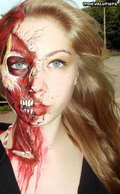 sfx makeup | Tumblr