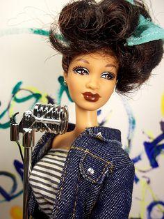 Whitney Houston Barbie