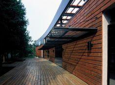 (++++-) Visitor Center in Lake Yangcheng Park / Miao Design Studio