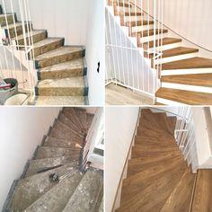 Bildergalerie - Treppenrenovierung | Treppensanierung Schran