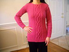 Ravelry: Classic Aran pattern by Jane Snedden Peever