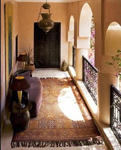 An Indian Summer: Morocco and the Orient...in New York?!