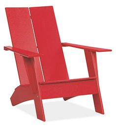 Emmet Lounge Chair - All Lounge Seating - Outdoor - Room & Board