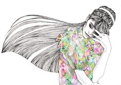 Lili Lu Fashion Illustration