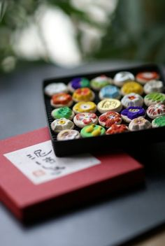 Unglazed Ohajiki - Ohajiki is a Japanese game resembling tiddlywinks.