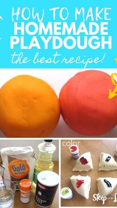 Baby Crafts, Diy Crafts For Kids, Projects For Kids, Fun Crafts, Craft Activities For Kids, Infant Activities, Edible Crafts, Edible Art, Homemade Playdough