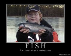 Fish - Demotivational Poster