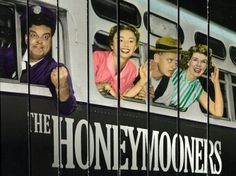 Honeymooners, a classic fun filled show.The show had 10 seasons and 189 episodes air between 1955 and 1956