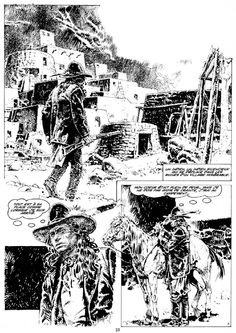 Serpieri, Valiant Comics, Graphic Novel Art, Fantasy Artwork, Native American Indians, Comic Art, Nativity, Westerns, Novels