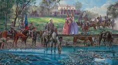 Confederate Military Art Prints - Bing Images