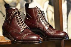 Alden Jumper Boot in Color 8 for LeatherSoul .