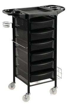 Hairdressing Salon Furniture - Hairdressing Supplies - LD 6 Tier Trolley