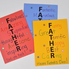Fathers Day Word Play - Classroom Ideas and Teaching Tools   X-ACTO