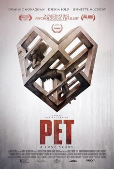 994a0bd901e35 Rent Pet starring Dominic Monaghan and Ksenia Solo on DVD and Blu-ray. Get  unlimited DVD Movies & TV Shows delivered to your door with no late fees,  ever.