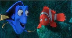 "I got ""Just keep swimming!"" From Finding Nemo! Quiz: Which Pixar Quote Should be Your Life Motto? 
