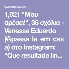 """1,021 """"Μου αρέσει!"""", 36 σχόλια - Vanessa Eduardo (@passa_la_em_casa) στο Instagram: """"Que resultado lindo desse ponto, fica um torcidinho charmoso 😉😍. . . 👉🏽 By @marina_knitwear . . . .…"""""""