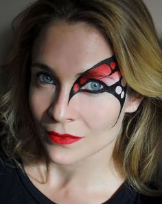 Eye Dare You - Adult Facepainting - Gallery 1                                                                                                                                                                                 More