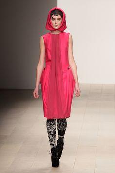 Bora Aksu Autumn Winter 2012 London Fashion Week