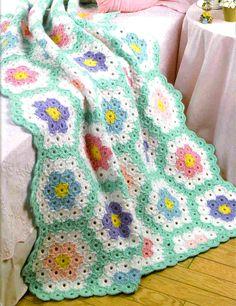 Crochet afghan #crochetafghans