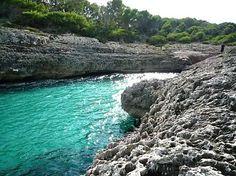 Walking through the beautiful scenery of #Mallorca #Spain