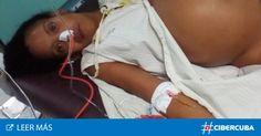 #Extraen en Cuba un extraño y gigante fibroma a una embarazada (IMÁGENES SENSIBLES) - CiberCuba: CiberCuba Extraen en Cuba un extraño y…