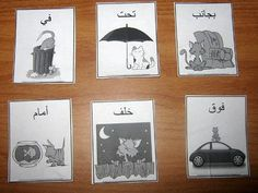 Learn Arabic Prepositions