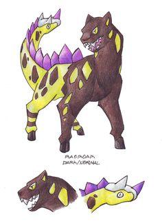 RAOROAR by darksilvania.deviantart.com on @deviantART