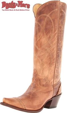 #TonyLama Vaquero Latigo Tucson Cowgirl Boots [VF3034] - $189.99 : #Boots: Top Notch Boots at Rock Bottom Prices, We Price Match