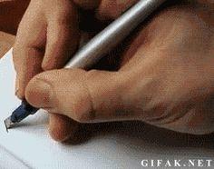 Penmanship - Calligraphy GIFS