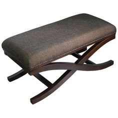 Found it at Wayfair - Samos Cocktail Bench in Brown