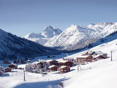Rote Wand hotel Lech