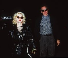 "Madonna and Warren Beatty - This relationship was immortalized in the 1991 Madonna documentary Truth or Dare, in which Beatty famously chides Madge: ""There's nothing to say off-camera. Why would you say something if it's off-camera? What point is there existing?"""