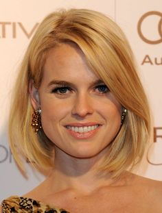 Alice Eve Bob Hairstyles | Popular Haircuts