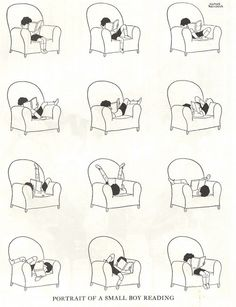 How little boys read. :)