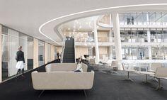 Siemens Headquarters by Henning Larsen Architects
