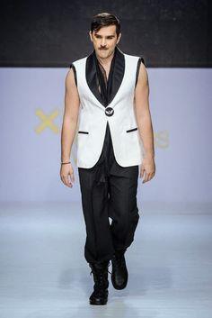 Male Fashion Trends: Nikolaos Spring/Summer 2014 - Athens Fashion Week
