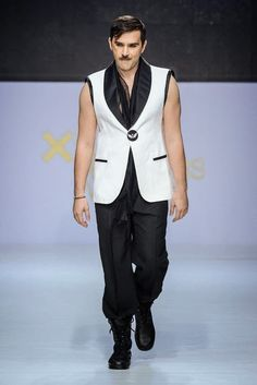 Male Fashion Trends: Nikolaos Spring/Summer 2014 - Athens Fashion Week