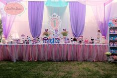 Doc McStuffins Birthday Party Ideas | Photo 20 of 91