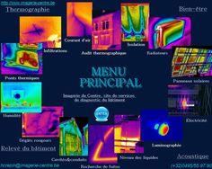 Nouveau design pour le diagnostic en thermographie infrarouge pour Imagerie du Centre