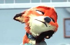 """haloman1170909: """"""""Nope, but I got my pants off and were all enjoying that."""" -Nick Wilde my favorite quote """""""