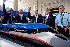 With a $2.45 billion federal loan, Amtrak set for upgraded trains, stations #U_S_A_ #iNewsPhoto