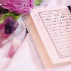 Mushaf on Ramadan Page