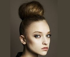 ballerina buns are super chic. sweet and innocent, I think not.